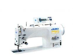 JUKI DLN-9010SS  Ātrgaitas vienas adatas rūpnieciskā šujmašīna ar automātiskām funkcijām ar staigājošo adatu