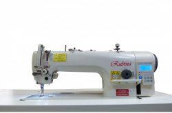 Rubina RB-9500  Ātrgaitas vienas adatas rūpnieciskā šujmašīna ar automātiskām funkcijām  ar staigājošo adatu