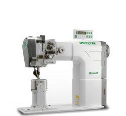 ZOJE ZJ9620-D3/PF  2-adatu apavu šūšanas mašīna ar automātiskām funkcijām , paredzēta smagiem audumiem