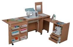 Šujmašīnas galds Comfort 3 (3L/3XL)