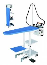 COMEL Maxi C5 5L Gludināmais galds ar tvaika ģeneratoru