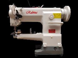 Rubina RB-2681 Ātrgaitas, 1-adatu, cilindriskās platformas ar apakšējo, augšējo un adatas padeves mēhānismu