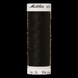 Diegs Mettler Extra Strong (krāsa 4000, melns)