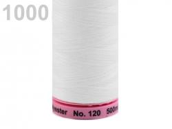 Šūšanas diegi Amann ASPO (krāsa 1000, piena)
