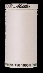 Šūšanas diegi Mettler BOBBINETTE (krāsa 2000, balts)