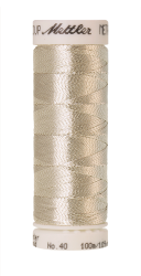 Metalizēti izšūšanas diegi Mettler Metallic ( krāsa 2701)