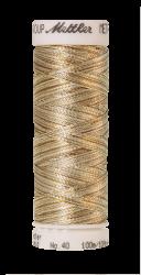 Metalizēti izšūšanas diegi Mettler Metallic ( krāsa 9924)