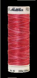 Daudzkrāsu izšūšanas diegi Poly Sheen Multi (krāsa 9405)