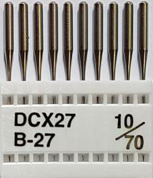 Adatas rūpnieciskajam overlokam DCx27 / B27