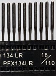 DPx5 LR (134LR) (ādai) NM110 adatas rūpnieciskajai šujmašīnai TRIUMPH (10 gab.)