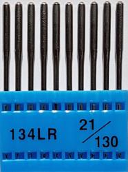 DPx5 LR (134LR) (ādai) NM130 adatas rūpnieciskajai šujmašīnai TRIUMPH (10 gab.)